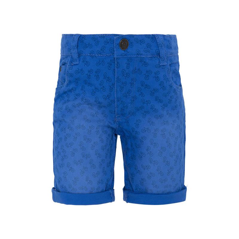 Памучен къс панталон за момче  34771