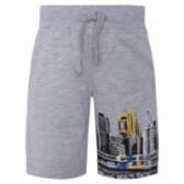 Памучен къс панталон за момче Tuc Tuc 34797