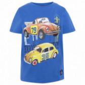 Памучна тениска за момче Tuc Tuc 34803