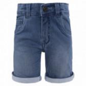 Къс дънков панталон за момче Tuc Tuc 34812