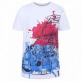 Памучна тениска за момче Tuc Tuc 34821