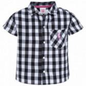 Памучна риза с къс ръкав за момиче Tuc Tuc 34937
