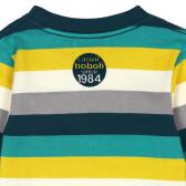Памучна блуза с дълъг ръкав за бебе момче Boboli 350 4
