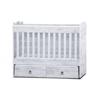 Бебешко легло тони антик - трансформиращо Дизайн Бейби 35075