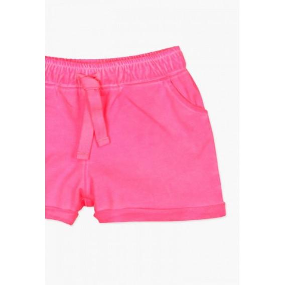 Къс панталон за момиче Boboli 35266 2