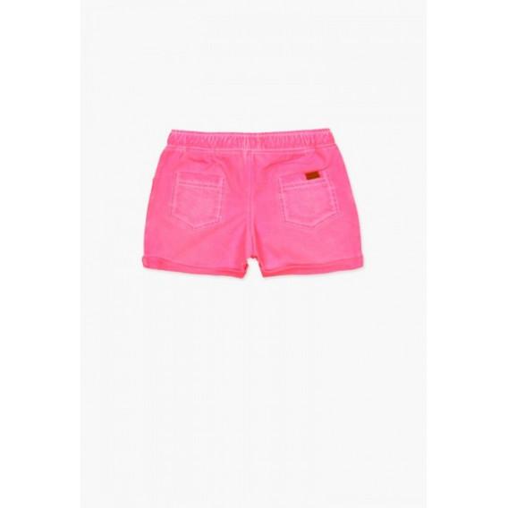 Къс панталон за момиче Boboli 35267 3