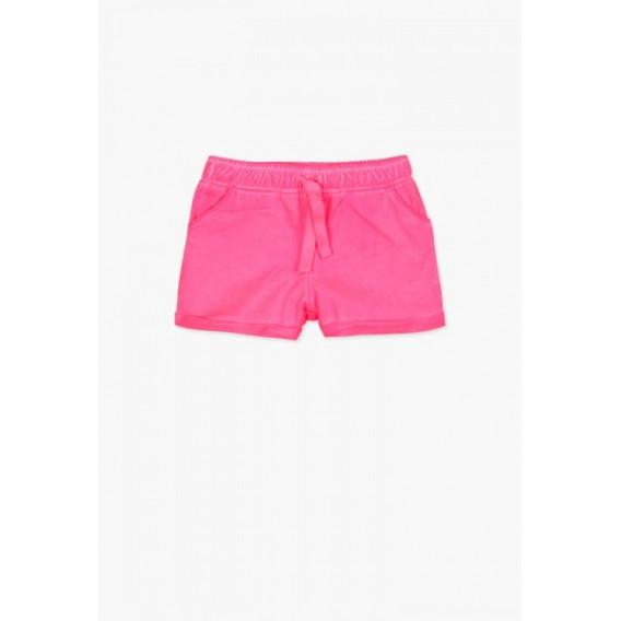 Къс панталон за момиче Boboli 35268