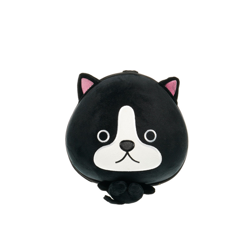 Детска раница - кученце, черна  35751