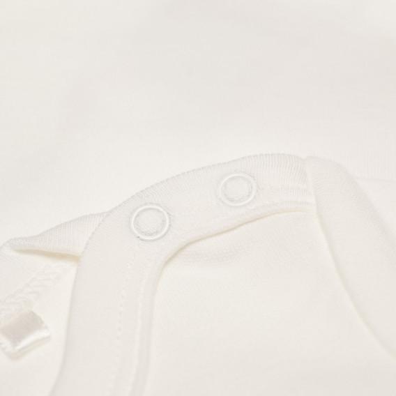 Комплект от 2 броя бодита с дълъг ръкав за бебе - унисекс Chicco 36397 6