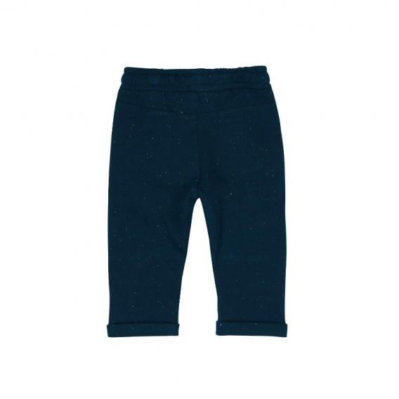 Памучен панталон за бебе момче Boboli 364 2