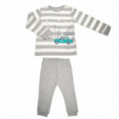 Памучна пижама за момче Chicco 36528