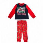 Памучна пижама за момче Chicco 36535
