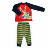 Памучна пижама за момче Chicco 36540