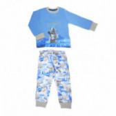 Памучна пижама за момче Chicco 36545