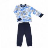 Памучна пижама за момче Chicco 36551