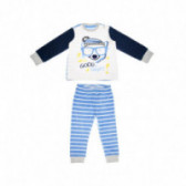 Памучна пижама за момче Chicco 36556