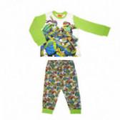 Памучна пижама за момче Chicco 36580