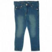Панталон от деним за момиче Chicco 36658
