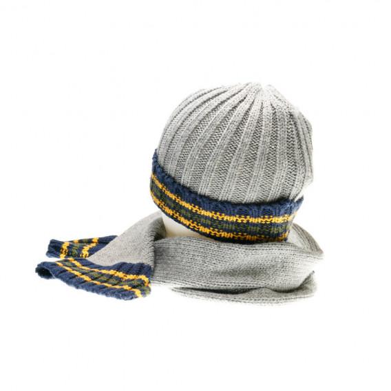 Плетен комплект за момче Chicco 36770 2
