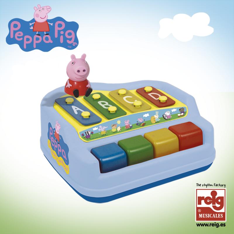 Ксилофон-Пиано с четири клавиша  3725