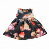 Памучна рокля без ръкав Chicco 37404