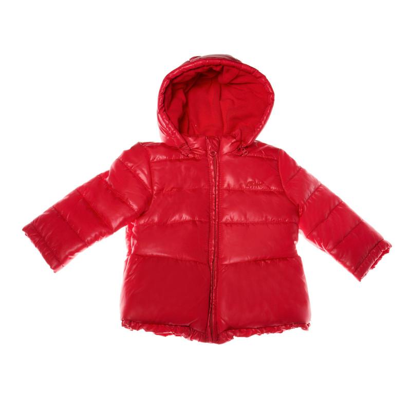 Яке за бебе в червен цвят  37755