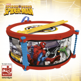 Барабан с две палки spider-man Claudio Reig 3784