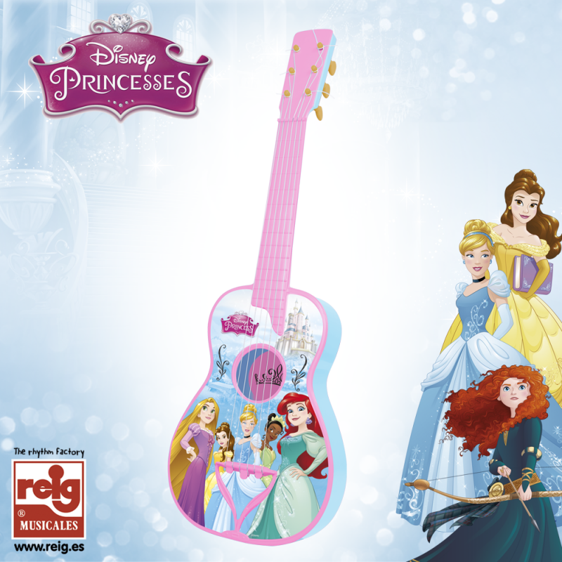 Детска китара с 6 струни  3826