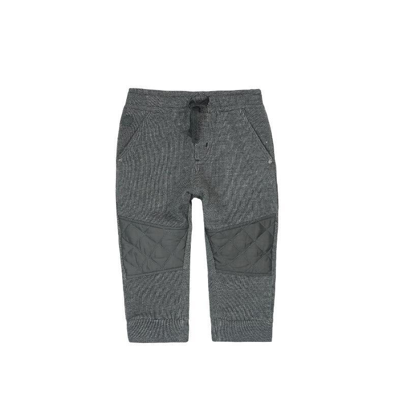 Панталон за момче с шушлякови кръпки  383