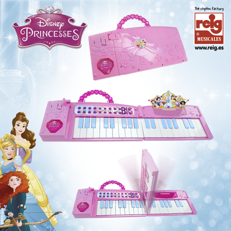Детско електронно пиано-чанта  3832