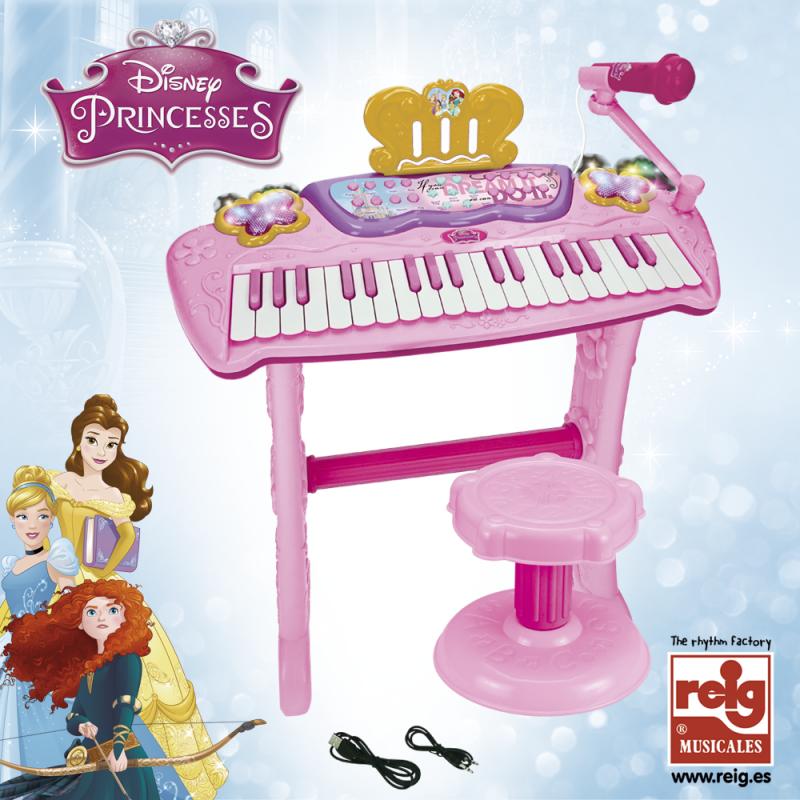 Електронно пиано с микрофон  3836