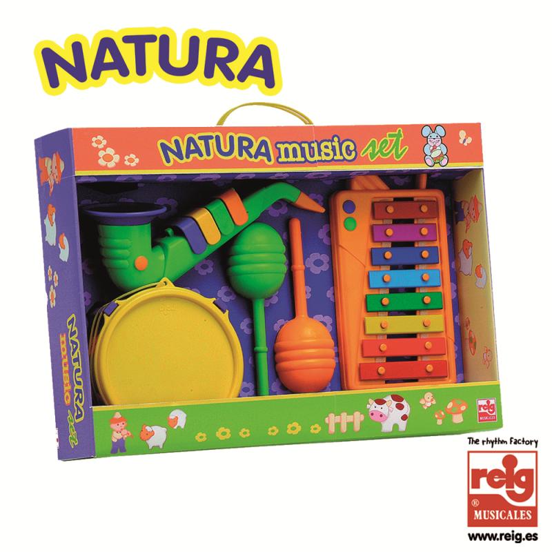 Детски комплект музикални инструменти  3837