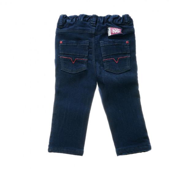 Панталон за бебе момиче Chicco 38740 2