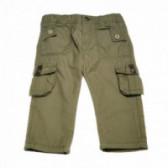 Памучен панталон за бебе момче Chicco 38816