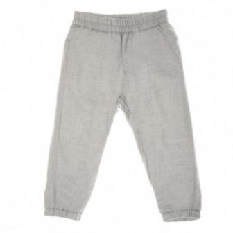 Памучен унисекс панталон за бебе Chicco 38899