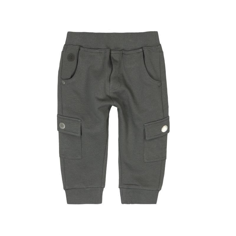 Памучен панталон за бебе момче  391