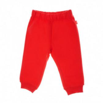 Памучен спортен  панталон за бебе - yнисекс Chicco 39107
