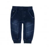 Панталон от деним за бебе момче Boboli 394
