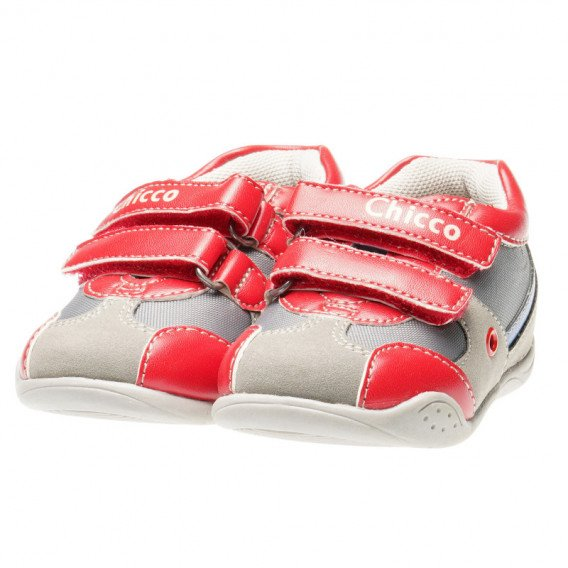 Кожени обувки за бебе момче Chicco 39457