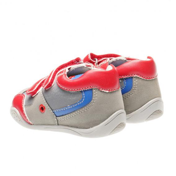 Кожени обувки за бебе момче Chicco 39458 2