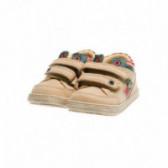 Кожени обувки за бебе момче Chicco 39460