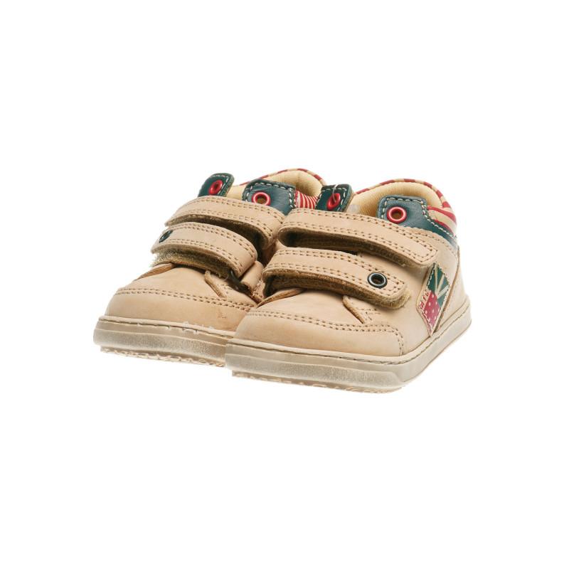 Кожени обувки за бебе момче  39460