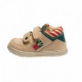Кожени обувки за бебе момче Chicco 39462 3