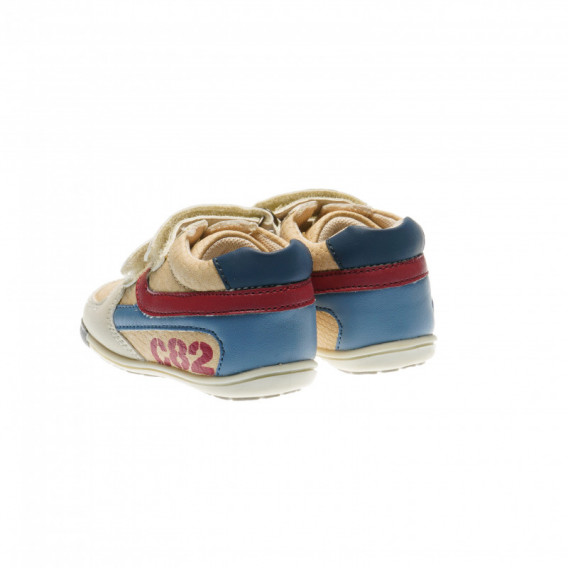 Кожени обувки за бебе момче Chicco 39468 2