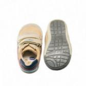 Кожени обувки за бебе момче Chicco 39469 3