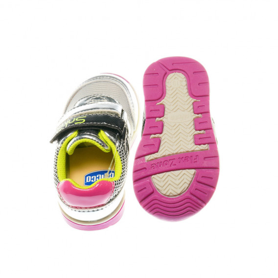 Обувки за бебе за момиче Chicco 39479 3