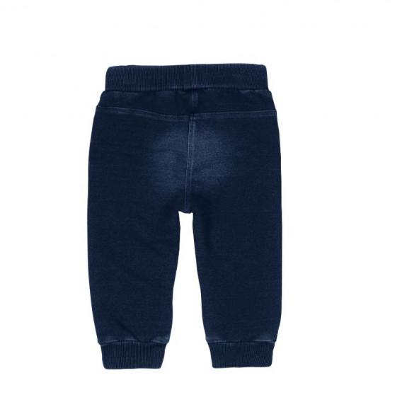 Панталон от деним за бебе момче Boboli 395 2