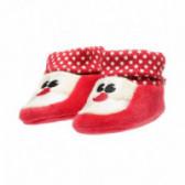 Меки боти за бебе - унисекс Chicco 39598