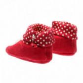 Меки боти за бебе - унисекс Chicco 39599 2