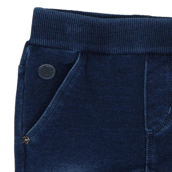 Панталон от деним за бебе момче Boboli 396 3